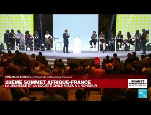 Sommet France-Afrique : l'échange sans concession des jeunes avec Emmanuel Macron • FRANCE 24